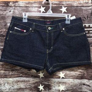 Tommy Hilfiger Dark Wash shorts